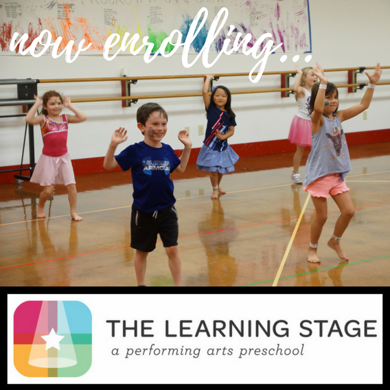 A performing arts preschool