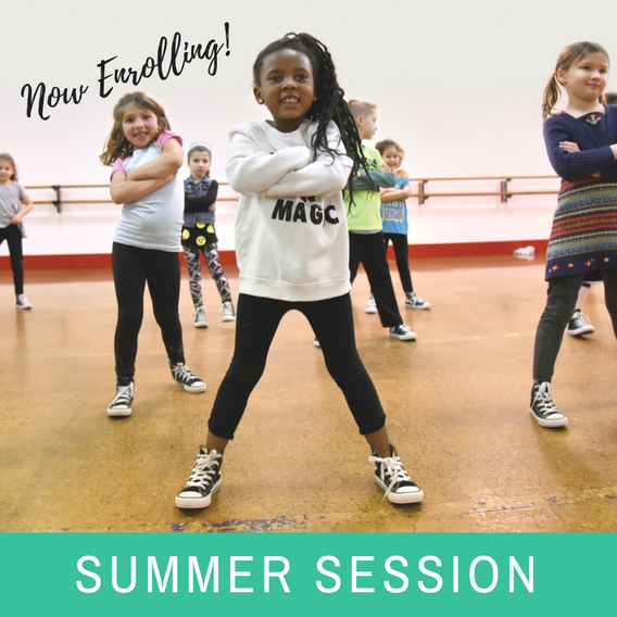 Summer registration for dance lessons and camps in Bellevue WA